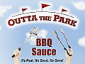 Outta the Park and BBQ Sauce