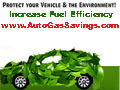 Increase Fuel Efficiency