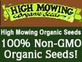 100% non-gmo organic seeds