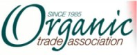 Organic Trade Association encouraging global sustainability by promoting diverse organic trade.