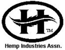Hemp Industries Association To represent the interests of the hemp industry and to encourage the research and development of new hemp products