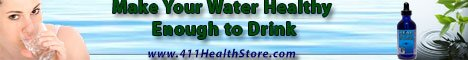 Real Water Concentrate -alkalize your water easily, improve the taste