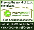 Freeing the world of toxic chemicals