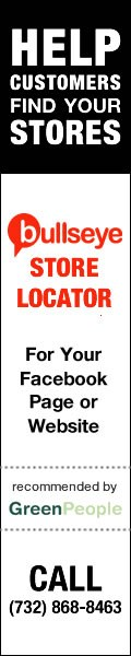 Store locator for your facebook page or website